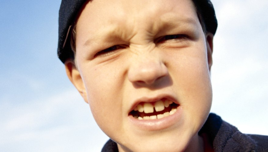 Angry outbursts at your child are rarely a productive solution to his bad behavior.