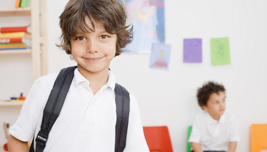 School promotion and retention influences the way children view personal achievements.