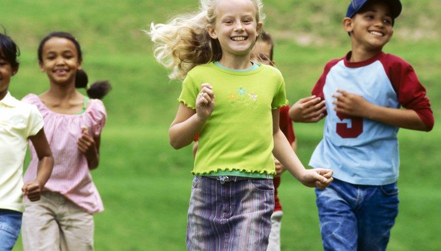 Los niños en Fairfield amarán las actividades al aire libre.