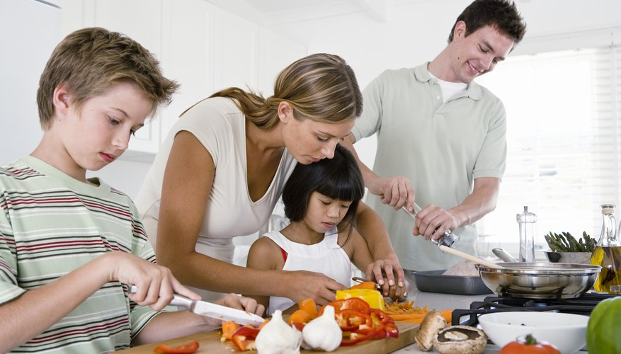 Learning how to raise an adopted child involves the entire family.