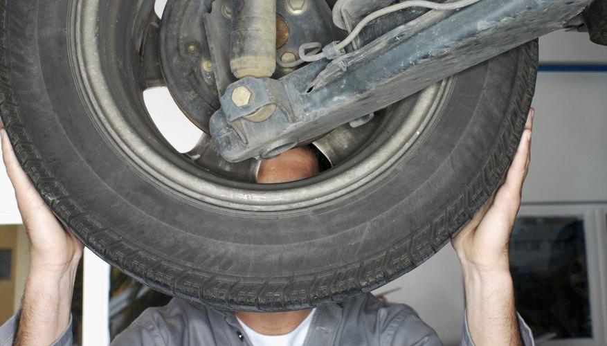 Las bolsas de aire también son conocidas como amortiguadores de aire.