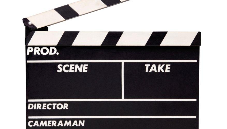 Recauda el dinero para filmar tu película.