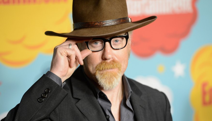Adam Savage is one of the hosts of