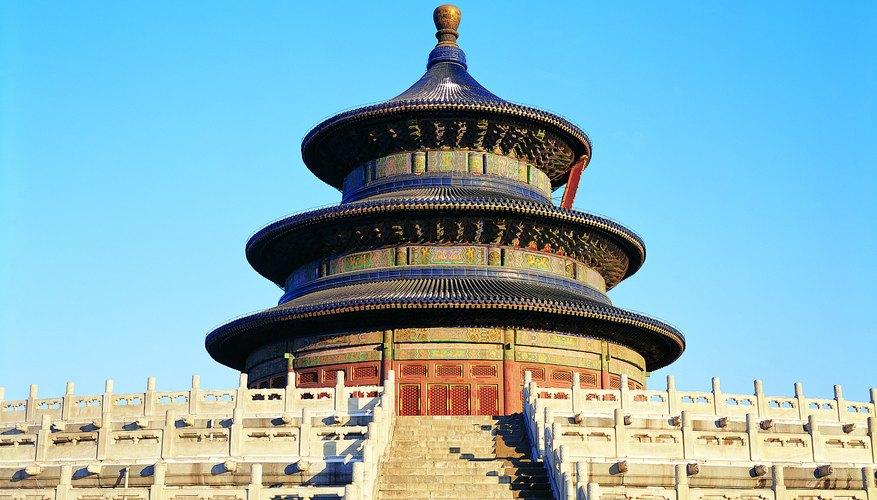 Monumentos de China.