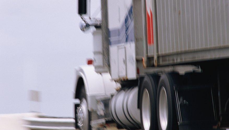 Los camiones deben ser inspeccionados de forma periódica para garantizar un funcionamiento seguro.