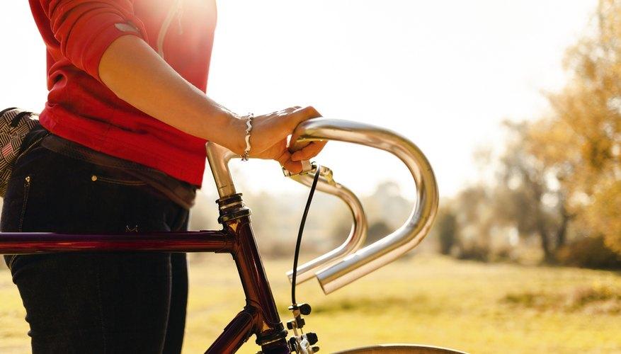 Do plenty of aerobic exercise like biking.