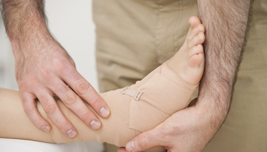 Tight heel tendons may lead to severe foot pain.