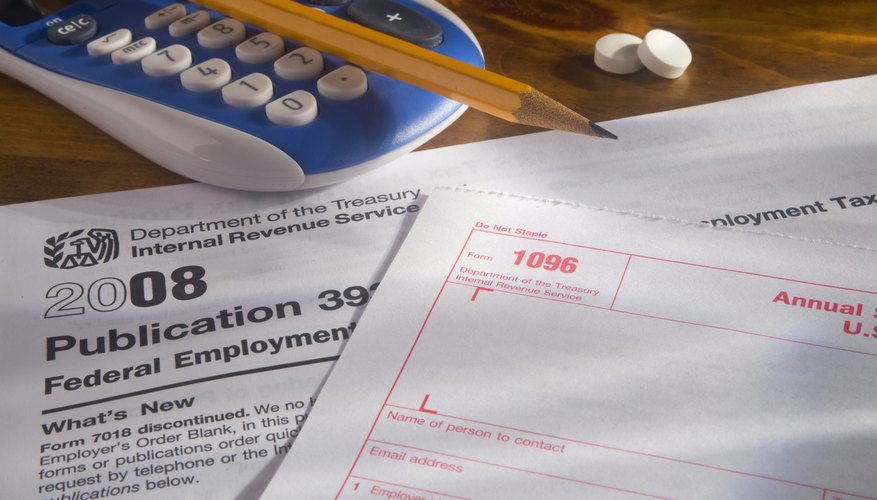 IRS 1096