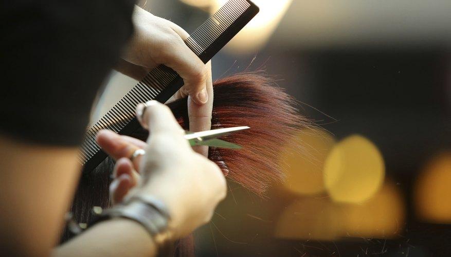 El currículo de un estilista requiere una cierta cantidad de estilo y de entusiasmo.