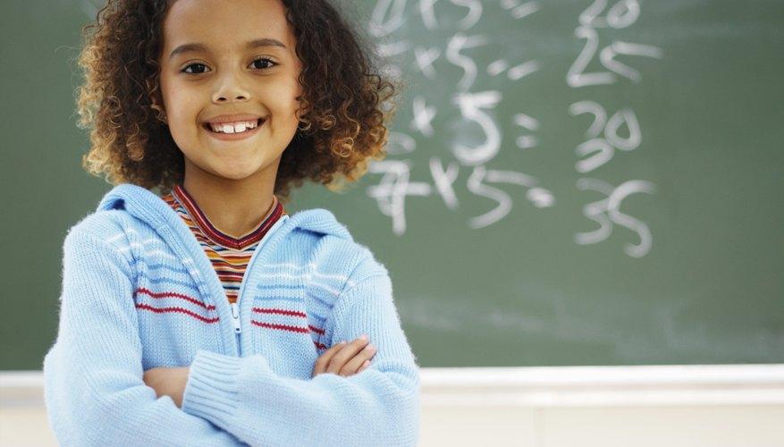 Los alumnos de tercer grado por lo general suelen emocionarse cuando comienzan a aprender sobre la multiplicación.