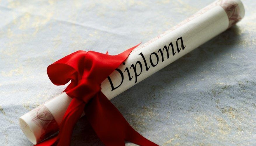 Puedes hacer diplomas