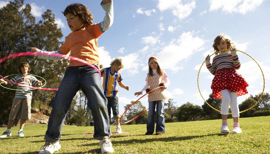 Los rompehielos ayudan a los niños a relacionarse y encontrar nuevos amigos.