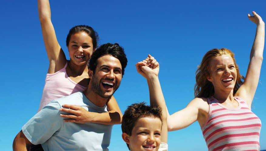 El estilo de crianza autoritario es el que producirá probablemente niños más felices y mejor adaptados.