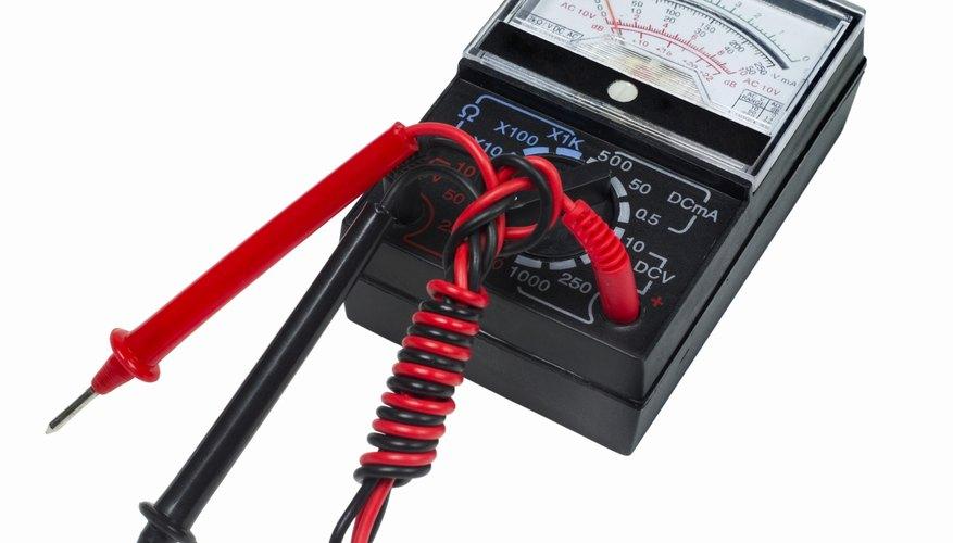 Cables de la batería de12 voltios.