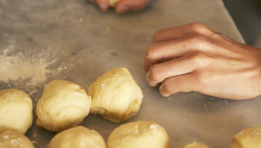 El pan rústico italiano es un pan estilo artesanal.