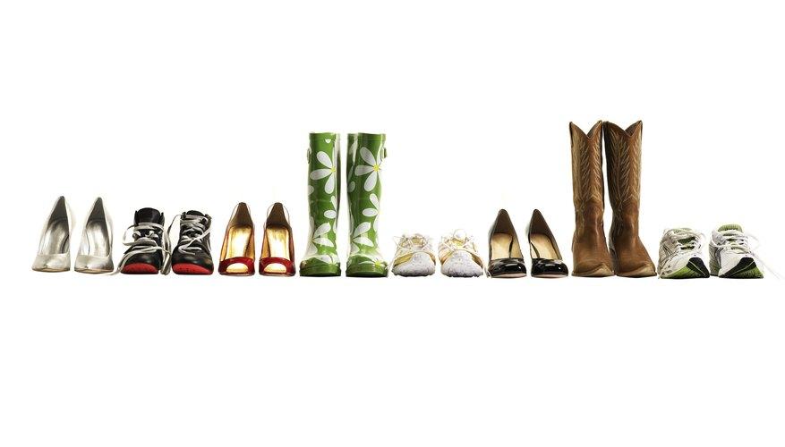 Puedes crear nuevas plantillas para todo tipo de zapatos.