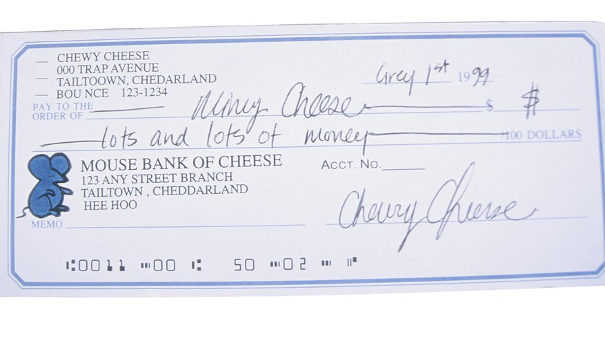 Can you cash a check if your name is spelled wrong pocket sense according to the ucc banks may cash checks featuring misspelled names ccuart Gallery