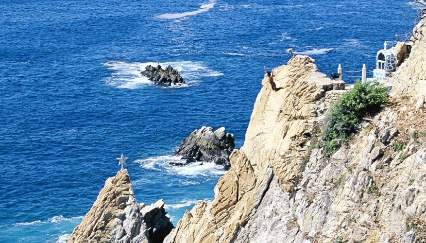 Acapulco es un destino para que muchas estrellas de Hollywood se escapen a descansar.