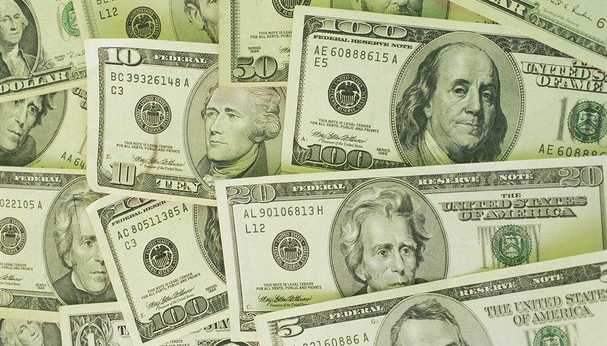 Los polinomios son útiles para temas de dinero.