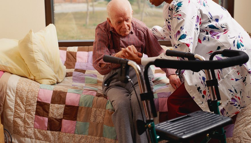 Medicaid pays for long-term nursing home care for eligible applicants.