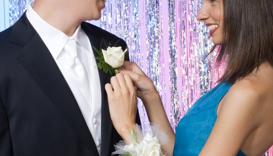 Teens can come dressed in formal attire to make the banquet a special affair.