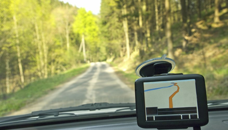 Rental companies can use tracking devices to follow you wherever you go.