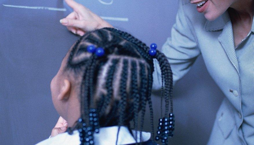 Los estudiantes de matemáticas se beneficiarán de la instrucción personalizada.