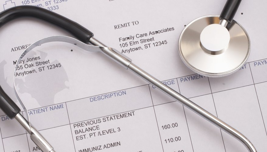 Medical bills are a common cause of bankruptcy.