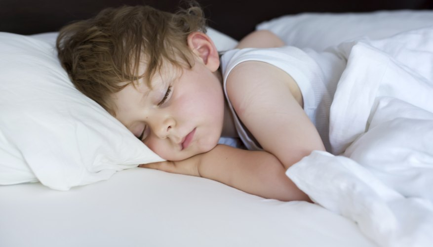 Bed-wetting among toddlers is considered common.