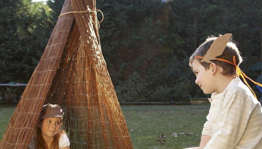 Hazlo Tu Mismo Disfraz De Indio Nativo Americano Geniolandia - Hacer-disfraz-india