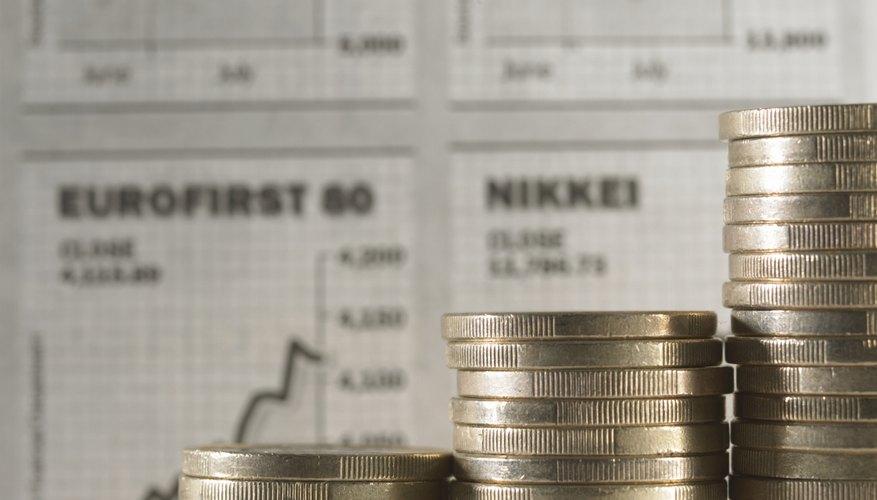 La bolsa de valores juega un papel importante en la economía mundial.