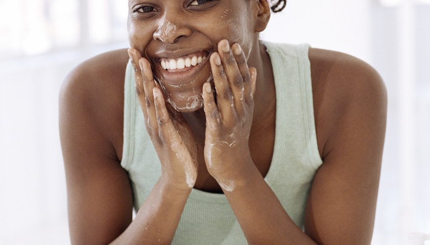 El jabón negro togolés tiene propiedades curativas.