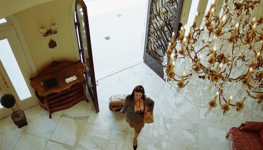 Un hotel boutique puede ser una excelente elección para un viajero.