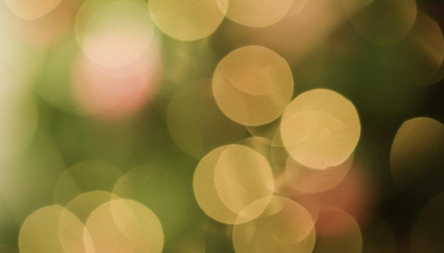 Rellena con luces de navidad