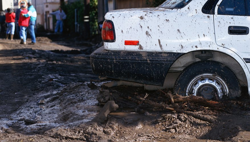 Does Car Insurance Cover Water Damage