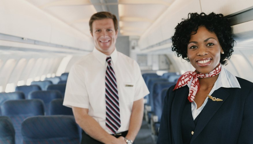 Certain aviation assocations offer educational grants for flight attendant students.