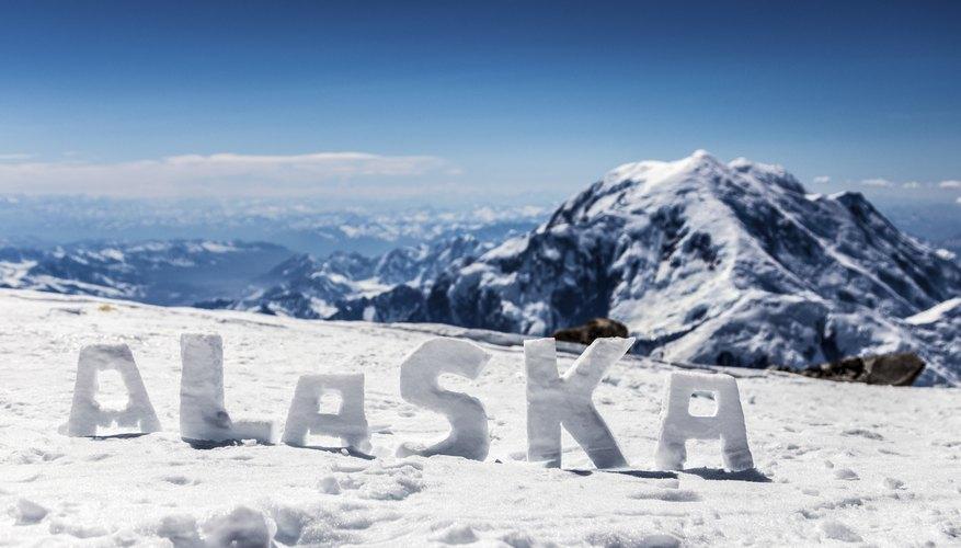 Cuando visitas Alaska en invierno la verás en su faceta más auténtica.