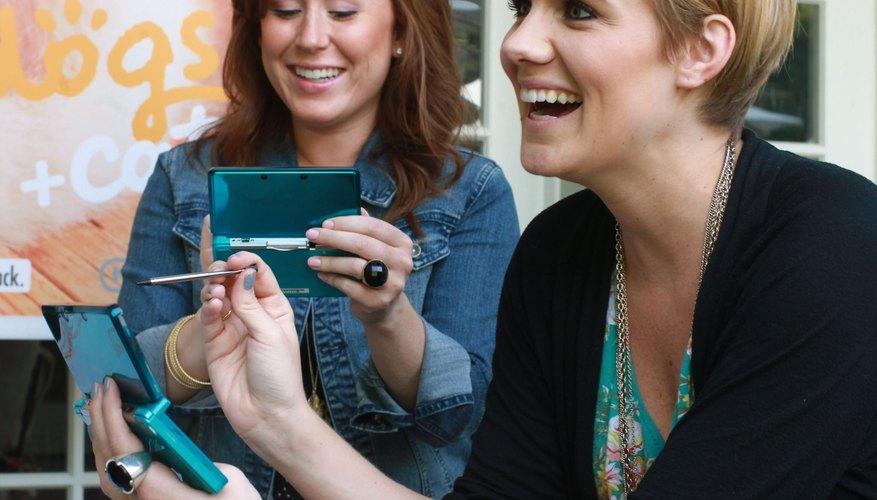 El Nintendo 3DS ofrece gráfcos 3D sin gafas, pero se ha vendido pobremente hasta ahora.