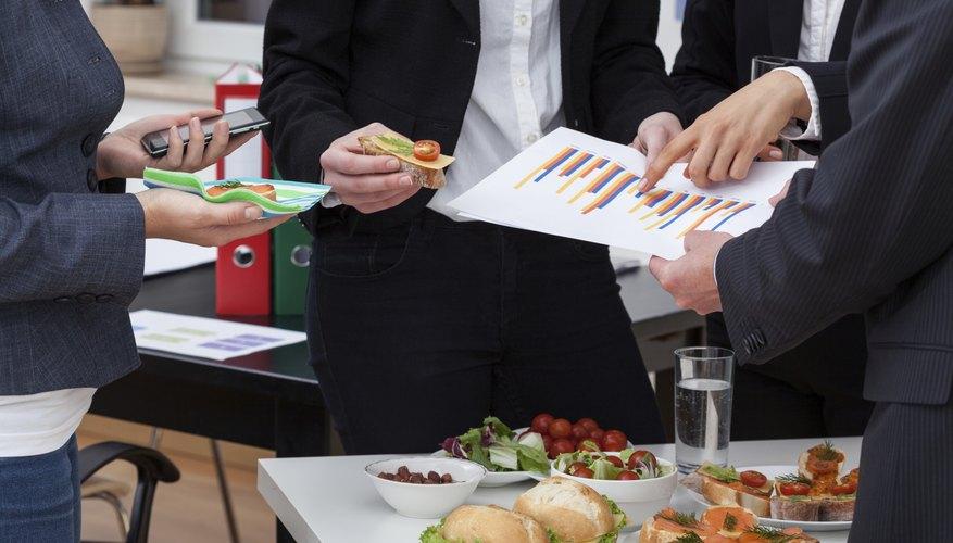 Breakfast Ideas For An Office Setting Bizfluent