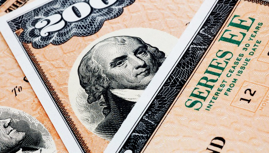 Savings bonds are issued at a cost of one-half the denomination amount.