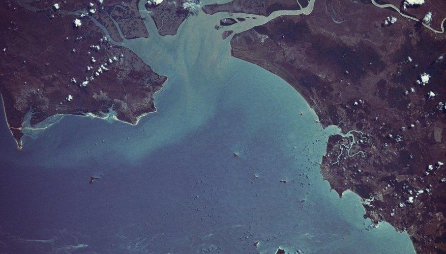 Vista aérea de la Gran Barrera de Coral.