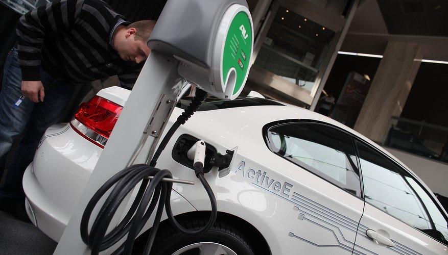 BMW Unveils Its Latest Electric Car