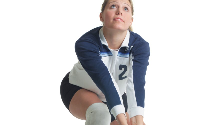 The sport of volleyball requires development of a unique set of skills.