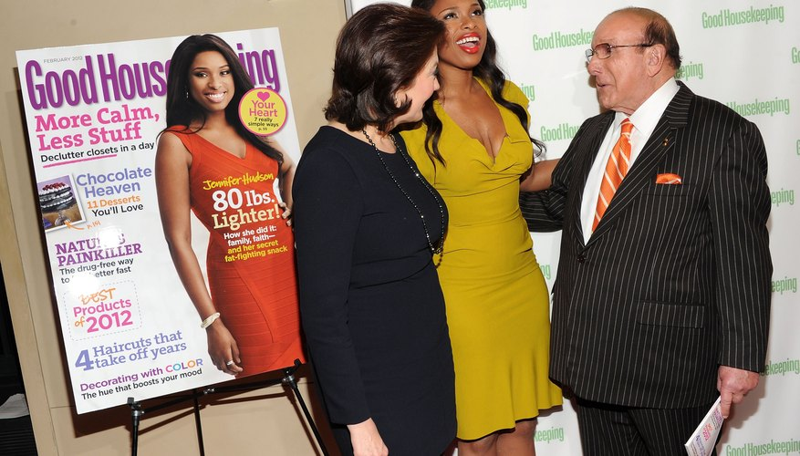 Good Housekeeping Cocktail Party To Celebrate Jennifer Hudson's New Book