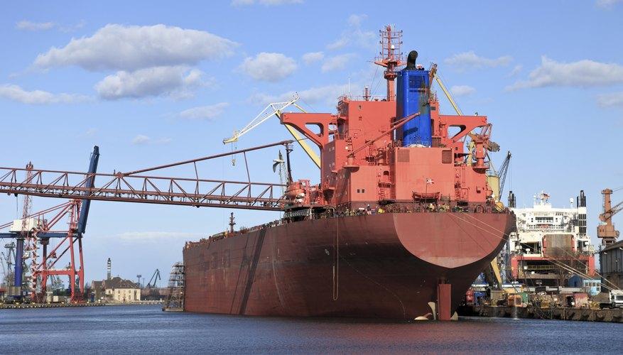 The Average Salary of a Merchant Marine Deck Officer | Bizfluent
