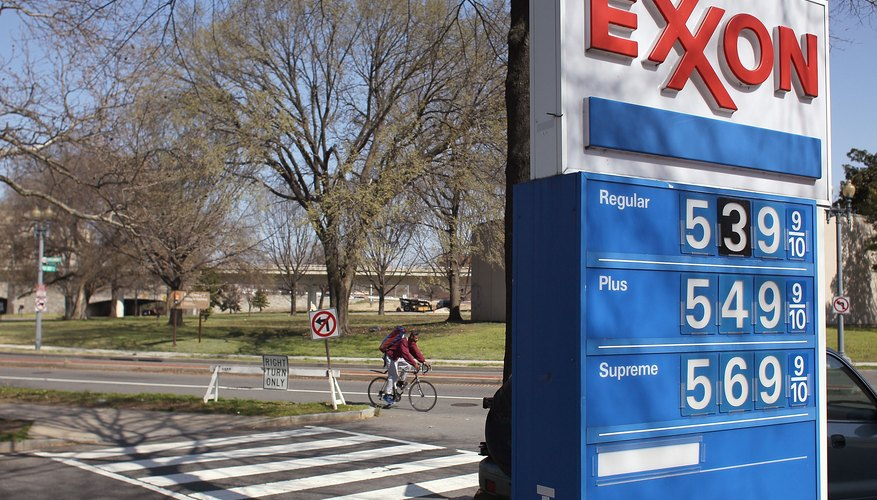 How to Apply for an Exxon Gas Card | Pocket Sense