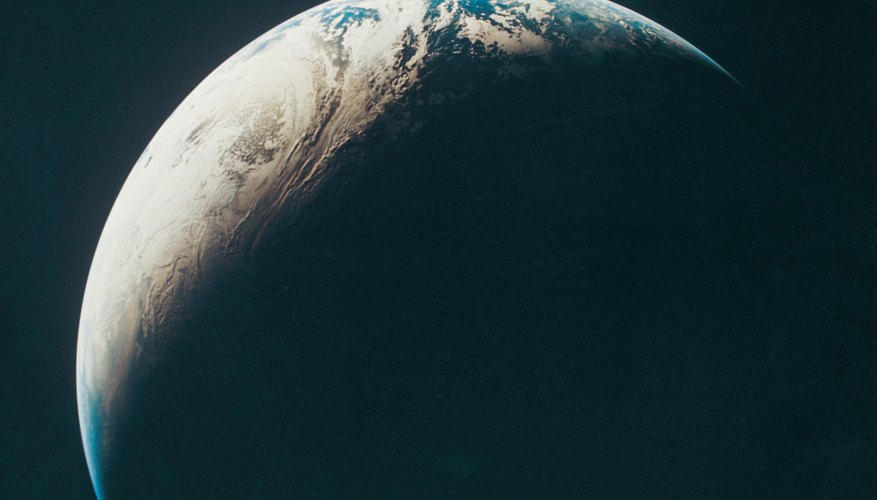 An image of the Earth.