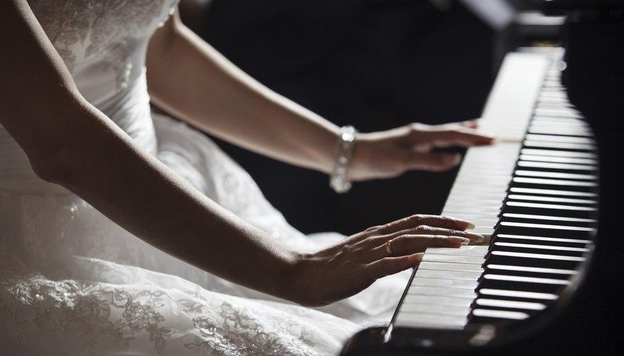 Aprende a tocar el piano con libros para principiantes.