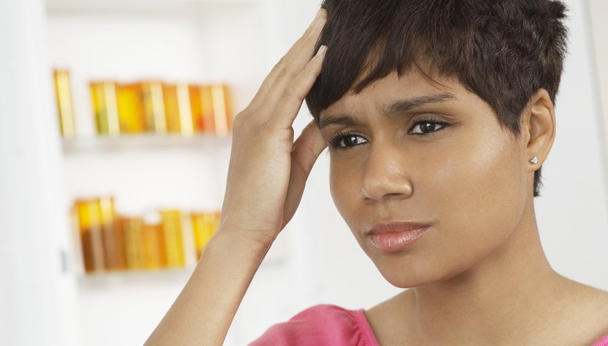 The effects of an impacted sinus can be headaches, pain and fatigue.