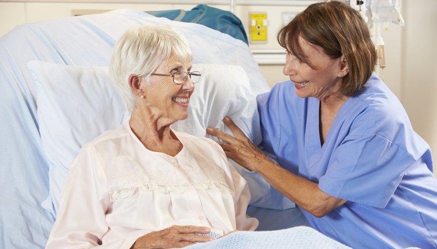 Marketing Ideas For Hospices Bizfluent